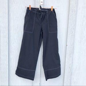 💛 4/$20 Prana cropped wide leg pants